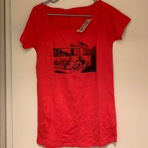 Roxy Large T shirt